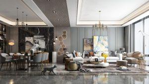 Jenis desain Interior