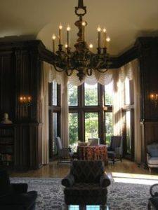 Desain interior rumah Victoria